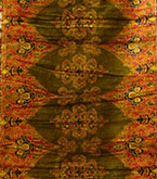 19th Cent Valances, Velvet