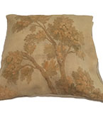 18th C. French Tapestry pillow