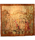 19th Century Flemish Tapestry