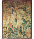 16th Century Aubusson Tapestry