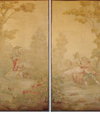18th century tapestry French