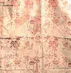 19th C. Chinese Silk