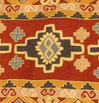 20th Century Indian Needlepoint