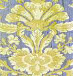 19th Century French Woven Fabric